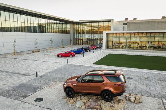 Jaguar Land Rover Werk Nitra