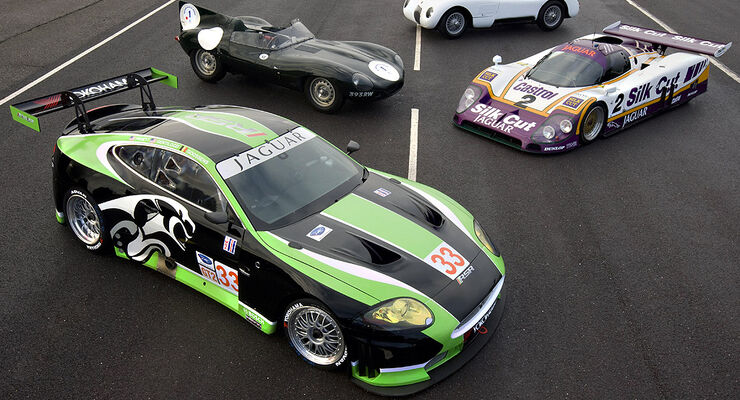 Jaguar Le Mans