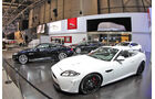 Jaguar Messestand Atmosphäre Auto-Salon Genf 2012
