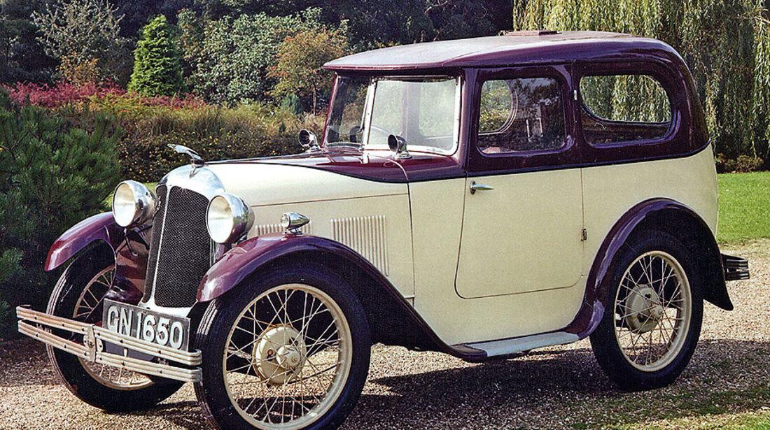 Jaguar Sedan 1927
