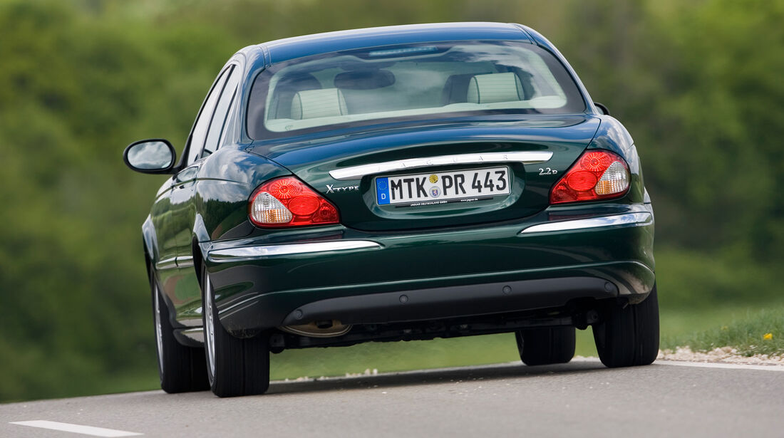 Jaguar X-Type 2.5 V6 4x4