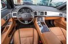 Jaguar XF Sportbrake 2.2 D, Cockpit