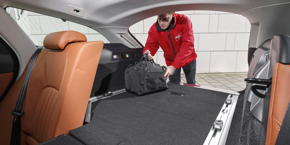 Jaguar XF Sportbrake 25d AWD Portfolio, Interieur