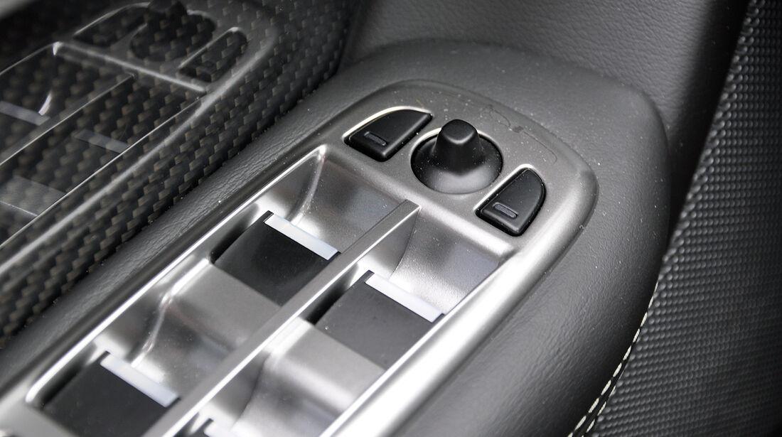 Jaguar XFR, Fensterheber, Spiegelverstellung