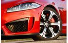 Jaguar XFR-S, Rad, Felge, Bremse