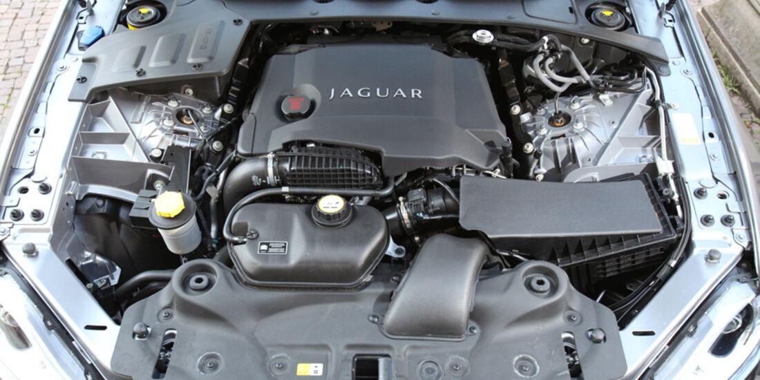 Jaguar XJ 3.0 D, Motor