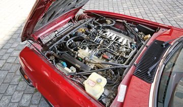 Jaguar XJ-S, Motor