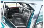 Jaguar XJ6 4.2, Fondsitze