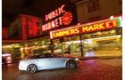 Jaguar XJR, Seitenansicht