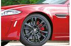 Jaguar XKR-S Cabrio, Rad, Felge