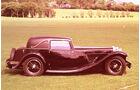 Jaguar ss1 Coupe 1931