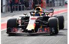 Jake Dennis - Red Bull - F1-Test - Budapest - 1. August 2018
