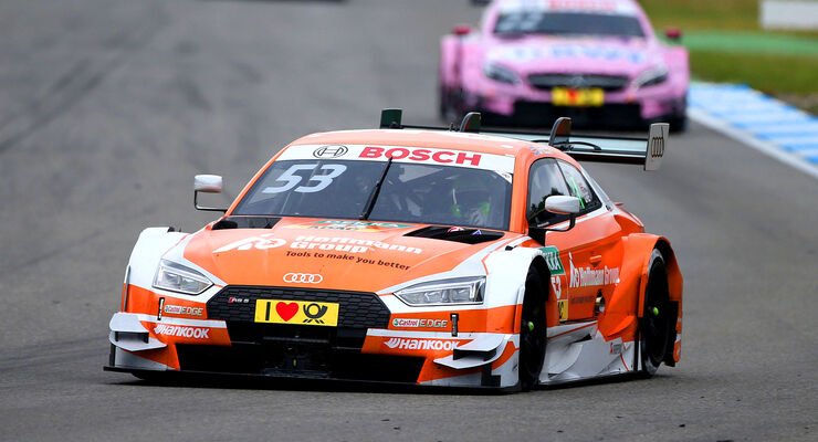 Jamie Green - DTM - Hockenheimring - 2017