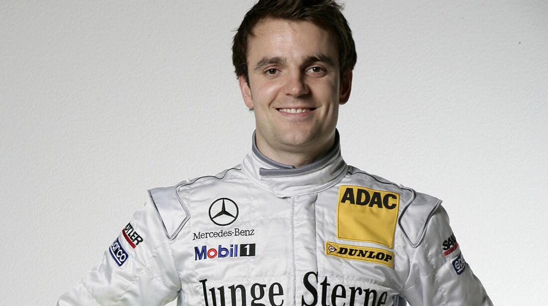 Jamie Green (Junge Sterne AMG Mercedes)