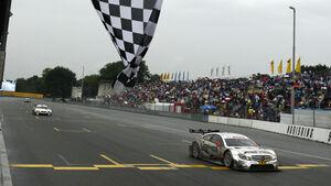 Jamie Green Mercedes Norisring 2012 DTM