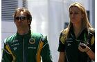 Jarno Trulli GP Spanien 2011