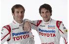 Jarno Trulli und Timo Glock