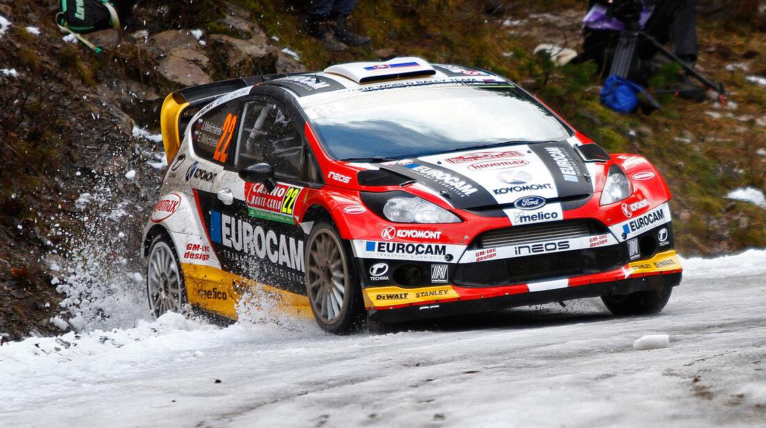 Jaroslav Melicharek - Rallye Monte Carlo 2014