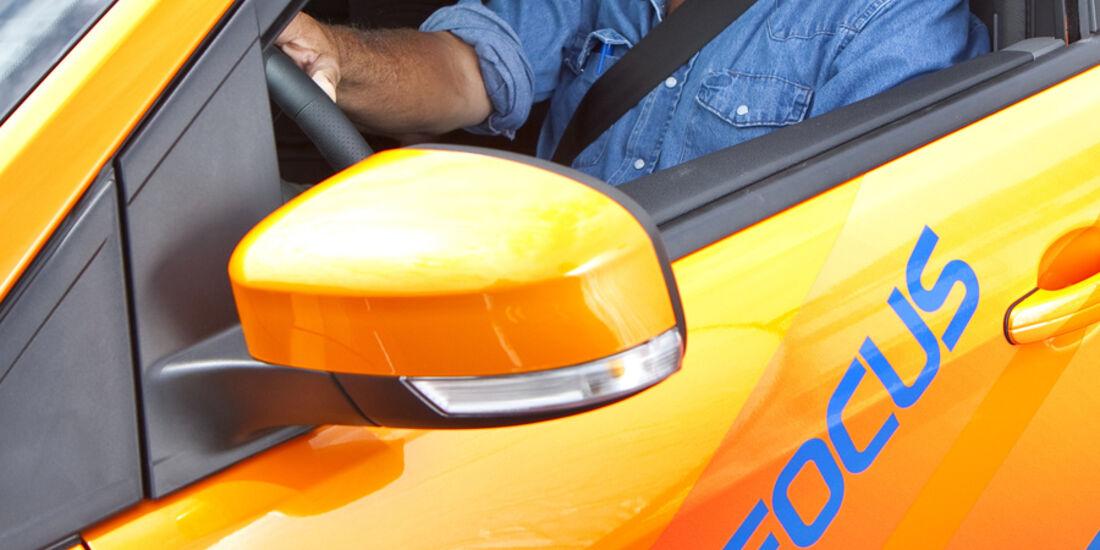 Jay Leno, Ford Focus BEV