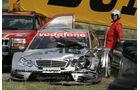 Jean Alesi DTM-Crash
