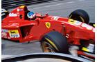 Jean Alesi - Ferrari 412T2 - Monaco 1995