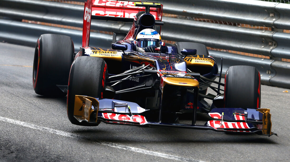 Jean Eric Vergne Formel 1 2012