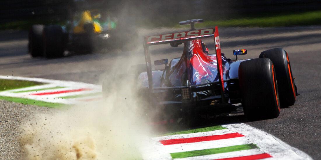 Jean-Eric Vergne - Formel 1 - 2013