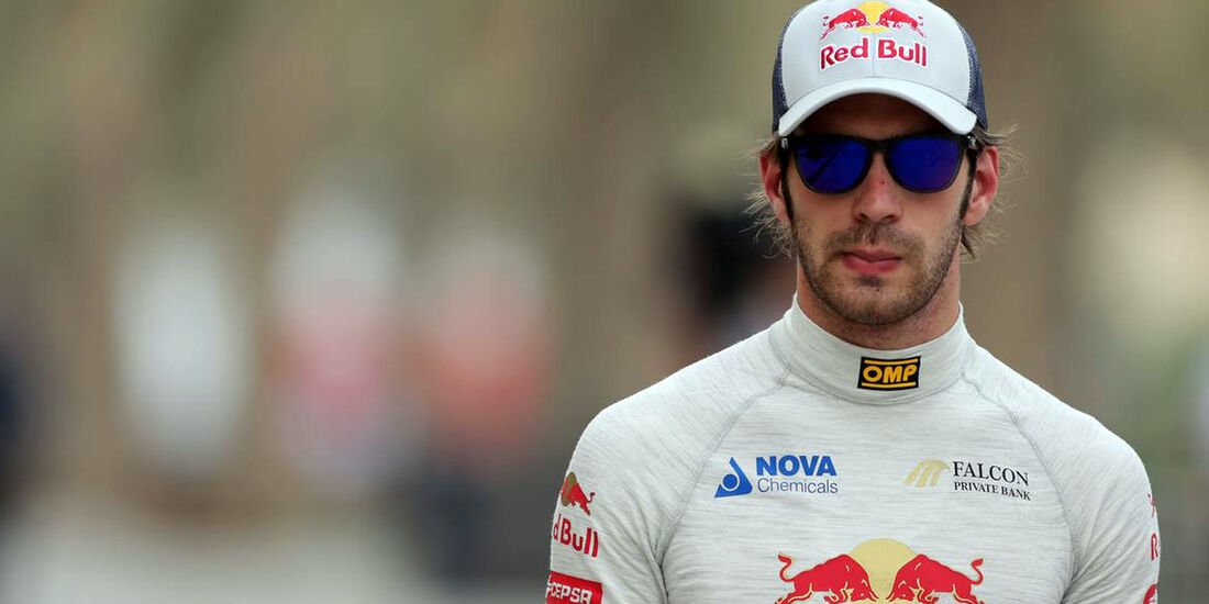 Jean-Eric Vergne - Formel 1 - GP Bahrain - 20. April 2013