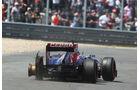 Jean-Eric Vergne - Formel 1 - GP England 2013