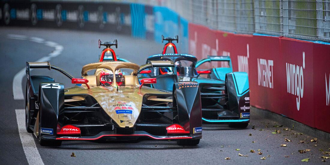 Jean-Eric Vergne - Formel E - Bern