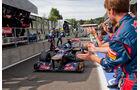 Jean-Eric Vergne GP Belgien 2012
