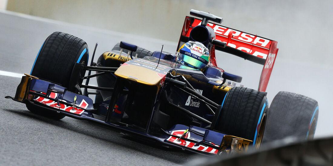 Jean-Eric Vergne - GP Brasilien - 23. November 2013