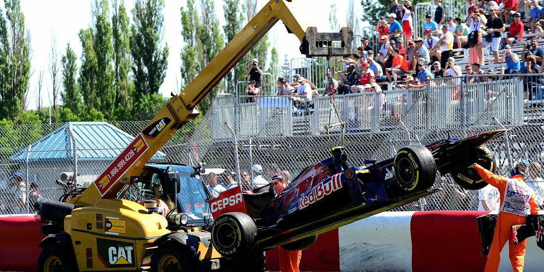 Jean-Eric Vergne GP Kanada 2012