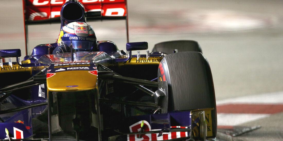 Jean-Eric Vergne - GP Singapur 2013