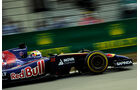 Jean-Eric Vergne - Toro Rosso - Formel 1 - GP China - Shanghai - 18. April 2014