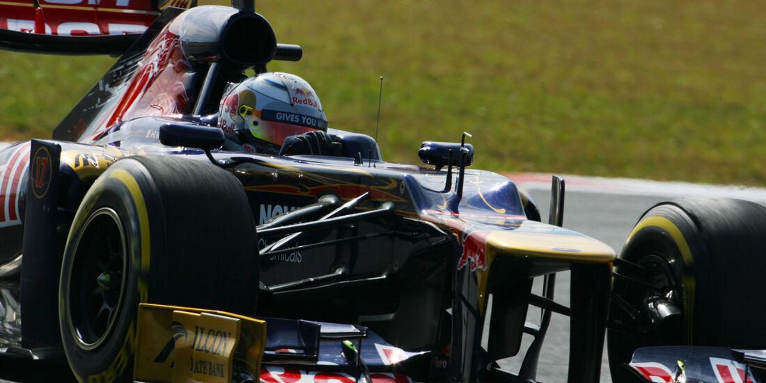 Jean-Eric Vergne - Toro Rosso - Formel 1 - GP Korea - 12. Oktober 2012