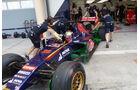 Jean-Eric Vergne - Toro Rosso - Formel 1 - Test - Bahrain - 28. Februar 2014