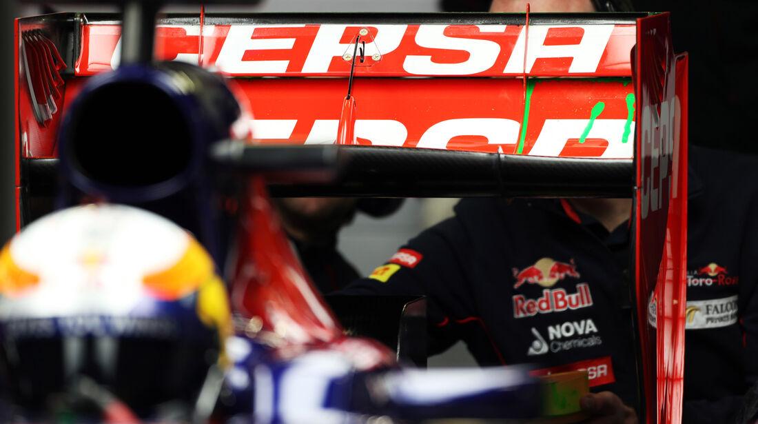 Jean Eric Vergne - Toro Rosso - Formel 1 - Test - Barcelona - 28. Februar 2013