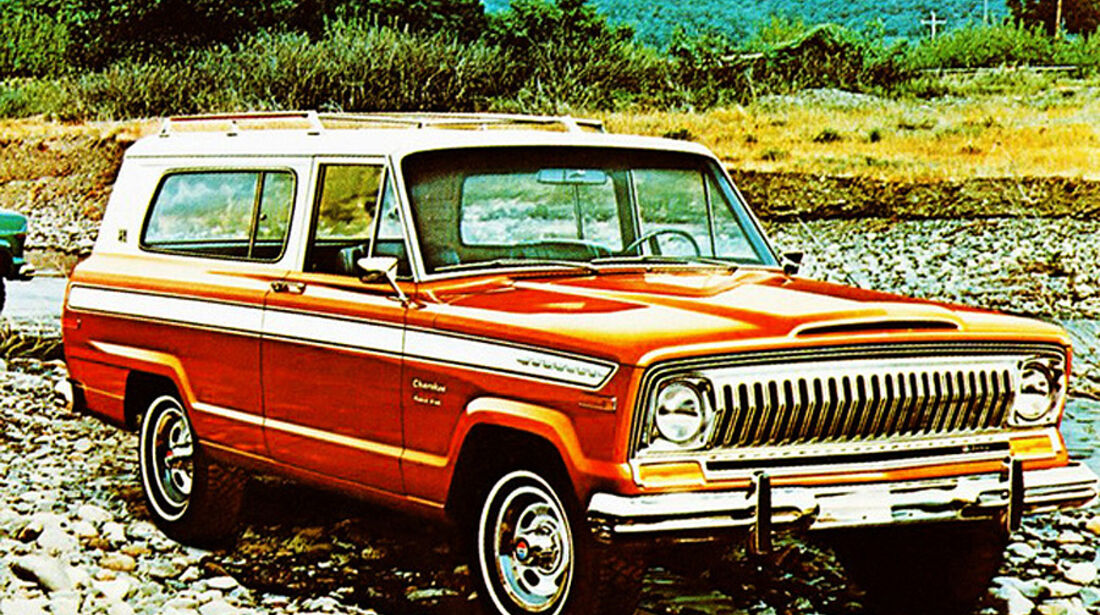 Jeep Cherokee SJ 1974