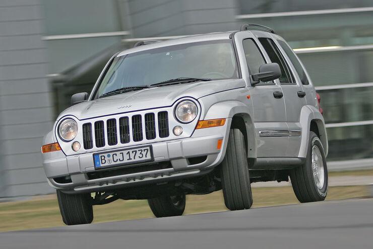 Jeep Cherokee Kj Auto Motor Und Sport