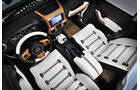 Jeep Conceptcar Nautical Wrangler, White, Sitze