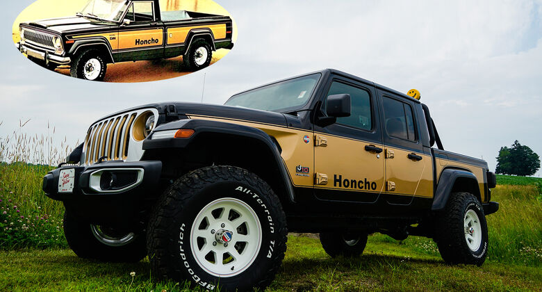 Jeep Gladiator Honcho (2019)