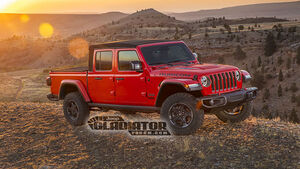 Jeep Gladiator JT Pickup