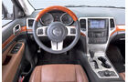 Jeep Grand Cherokee 3.0 CRD Overland, Cockpit