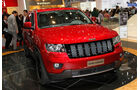 Jeep Grand Cherokee, Autosalon Genf 2012