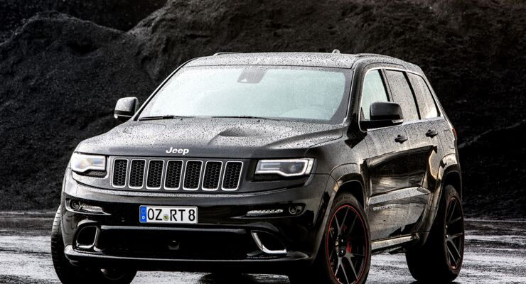 jeep grand cherokee srt8 von gme 142 ps mehr f r v8. Black Bedroom Furniture Sets. Home Design Ideas