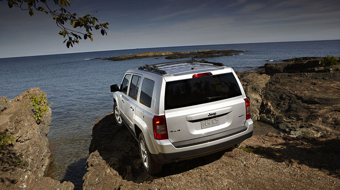 Jeep Patriot 2011 Facelift