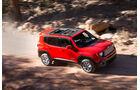 Jeep Renegade 2.0 Multijet, Seitenansicht