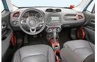 Jeep Renegade 2.0 Multijet Trailhawk, Cockpit
