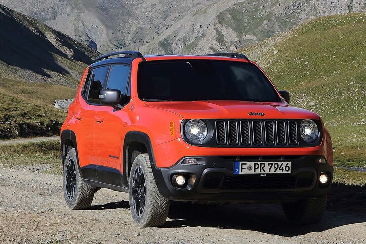 jeep renegade trailhawk im ersten test kleiner jeep ganz gro auto motor und sport. Black Bedroom Furniture Sets. Home Design Ideas